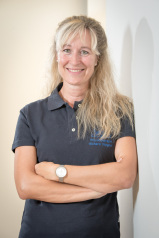Physiotherapeutin Carola Kindermann
